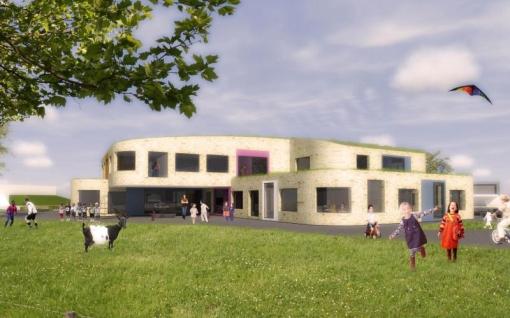 Gras-Spriet-Piet opent dak OBS Het Festival