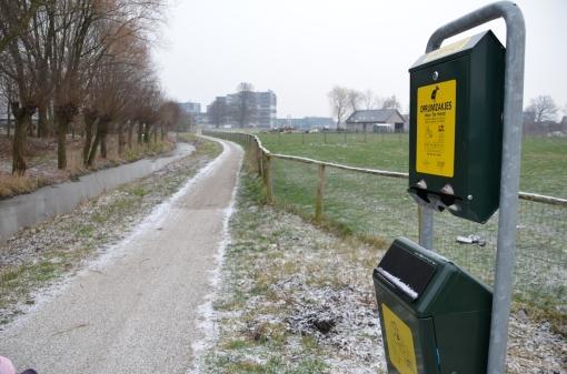 Gemeente: minder afvalbakken in Stadshagen
