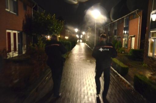 Inbrekers actief in Stadshagen