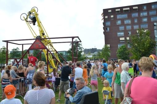 StadshagenFestival wordt weer spetterend buurtfeest