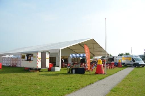 Kindertheater 'Buitengewoon' in Twistvlietpark