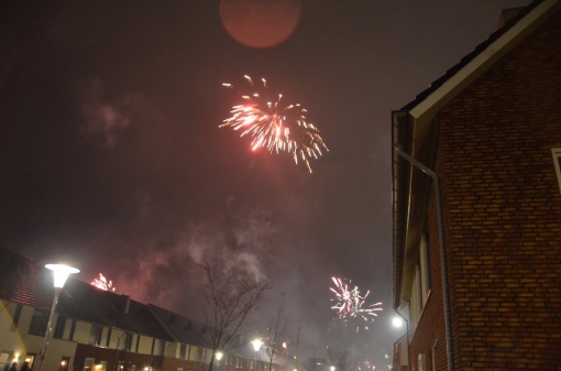 Peiling: ervaart Stadshagen vuurwerkoverlast?