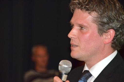 René de Heer wijkwethouder Stadshagen